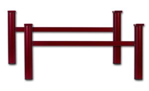 Camas articuladas eléctricas - Patas fijas