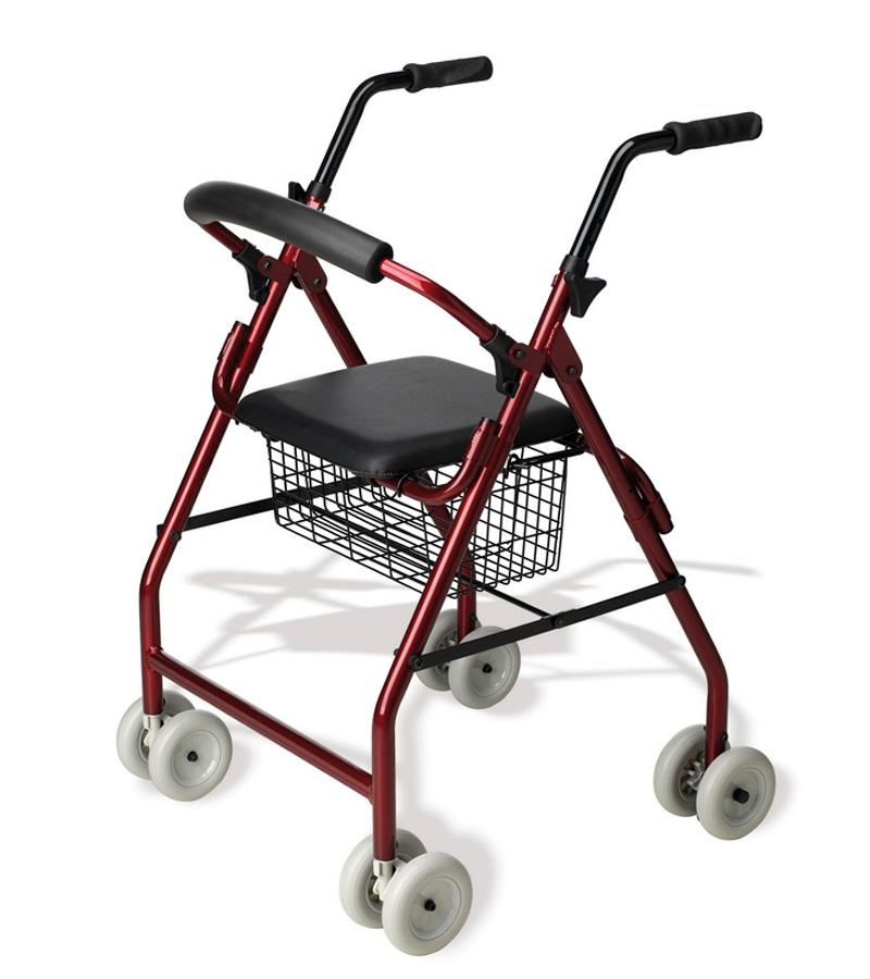 Rollator AD160 - Ajudes tècniques mobilitat