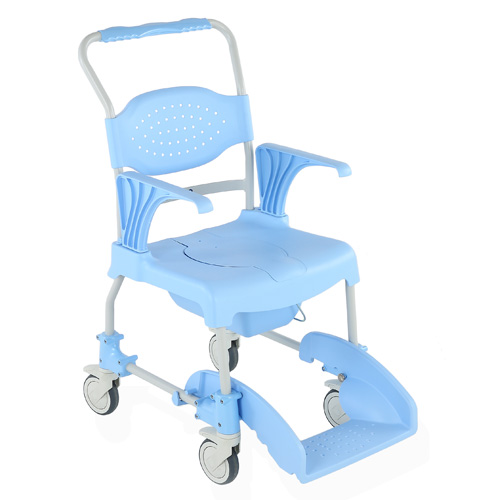 Cadires dutxa amb rodes - Ajudes tècniques