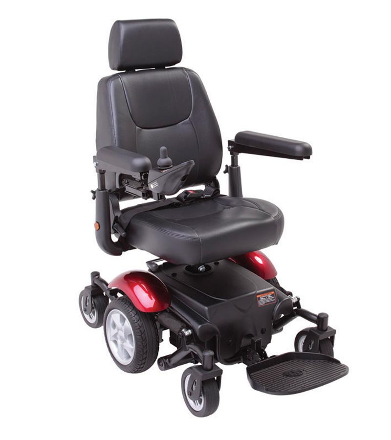 Cadira de rodes elèctrica R300 - Ajudes tècniques