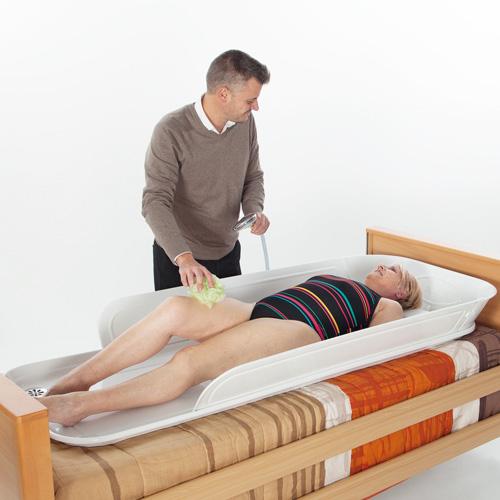 Banyera per a llit JUBE - Ajudes tècniques
