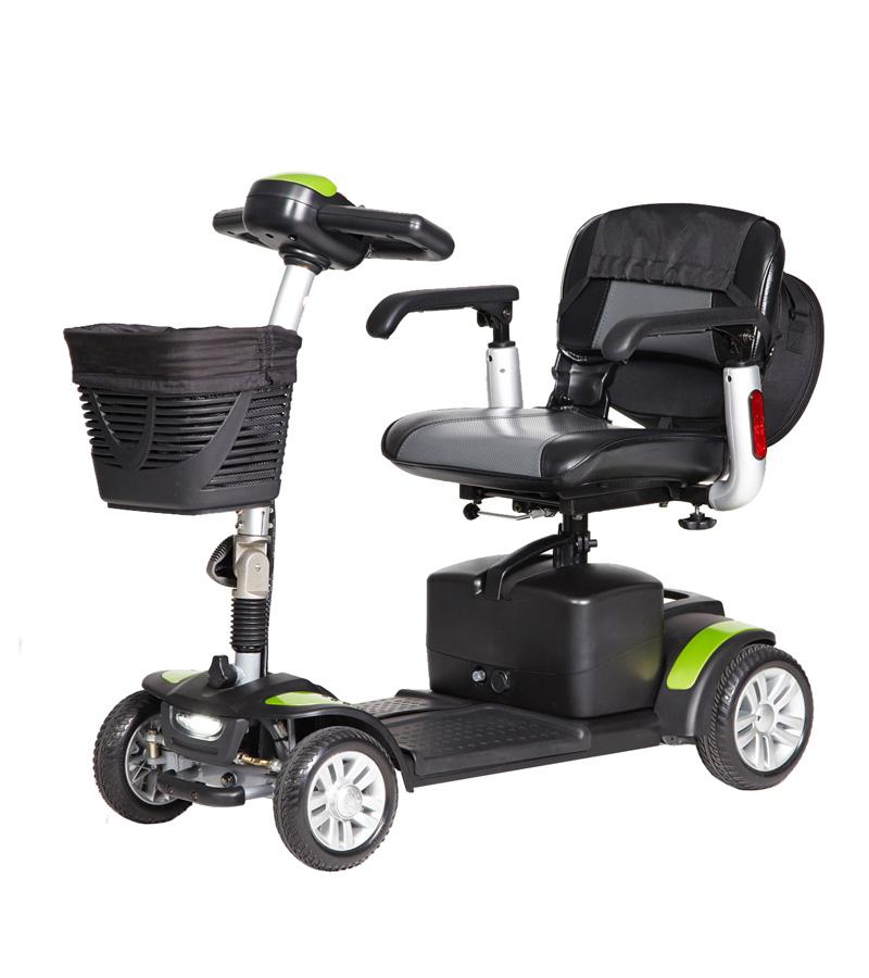 Scooter elèctric ECLIPSE PLUS - Ajudes tècniques mobilitat