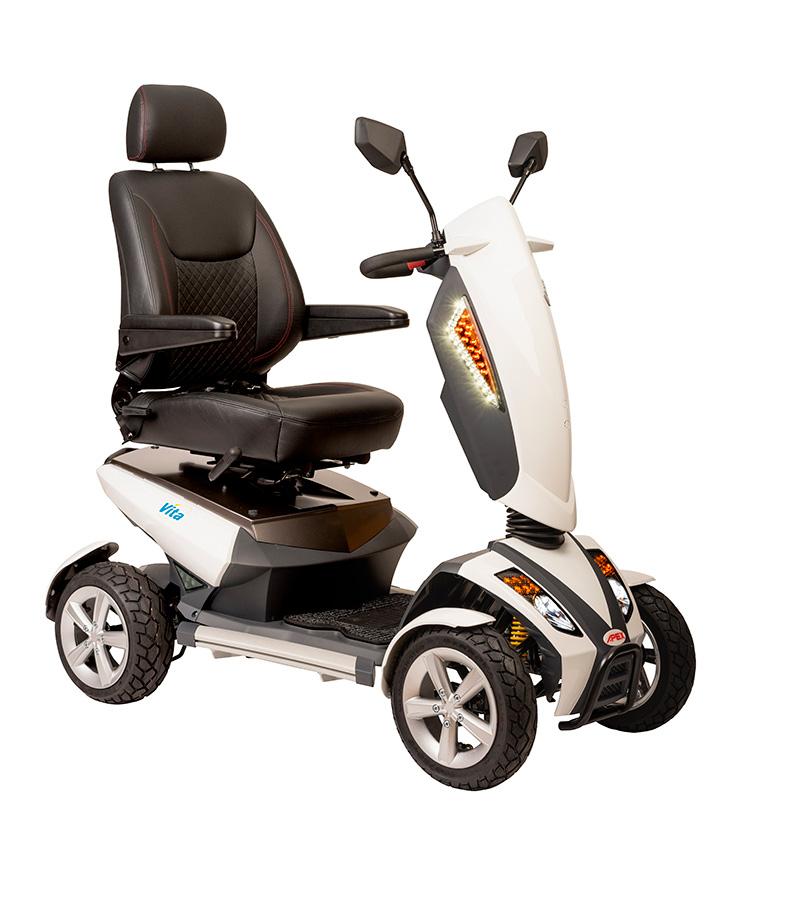 Scooter elèctric VITA - Ajudes tècniques mobilitat