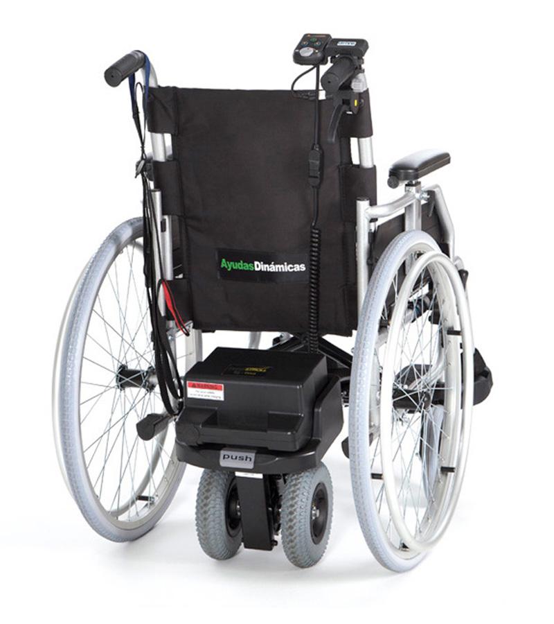 Cadira de rodes sistema motoritzats - Ajudes tècniques