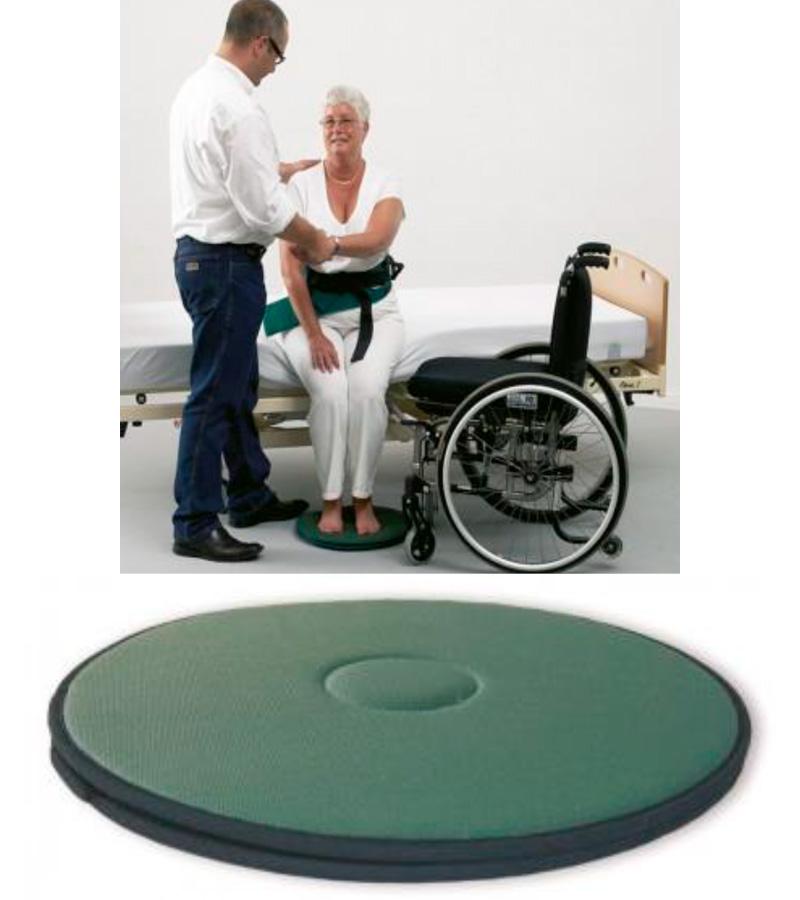 Disc giratori Pediturn - Ajudes tècniques