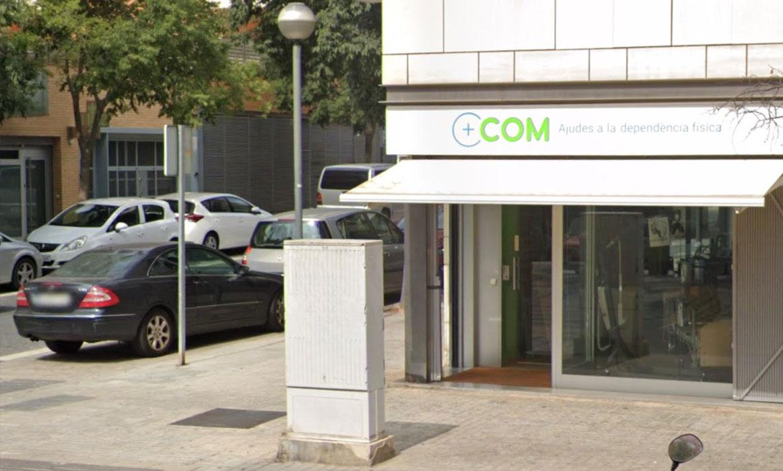 CCOM exterior tenda